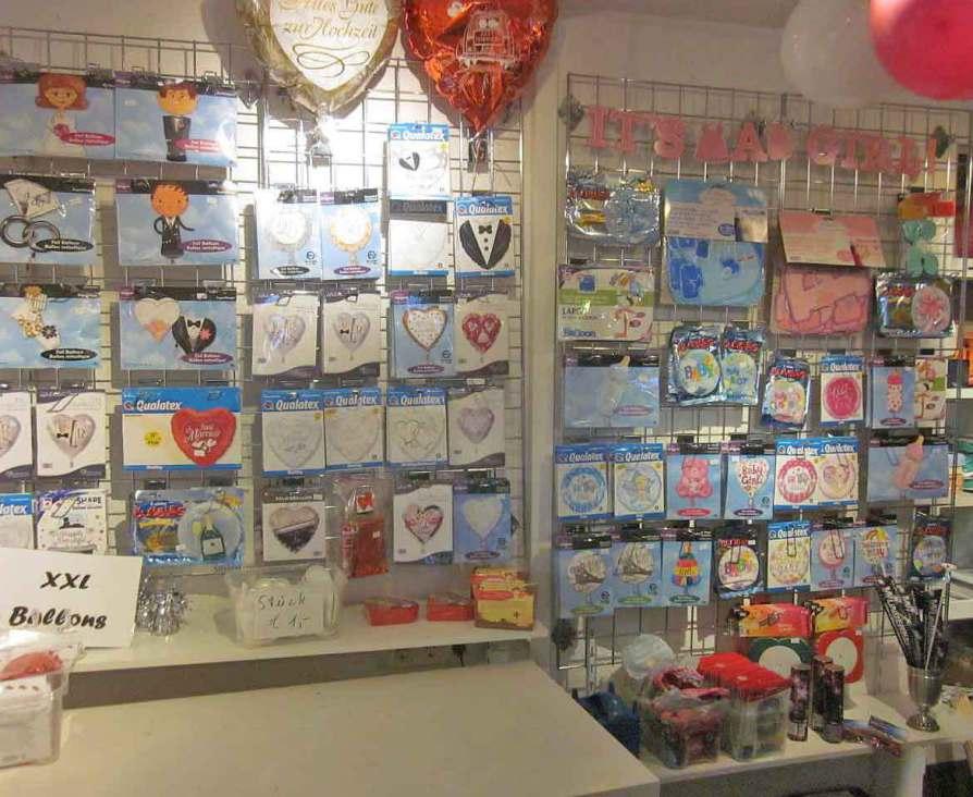Luftikuss Ballons und mehr, ...  Rainer Warstat, Dormagen