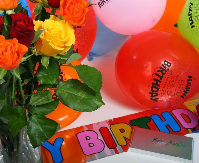 Luftballons für jeden Anlass, Rainer Warstat, Dormagen
