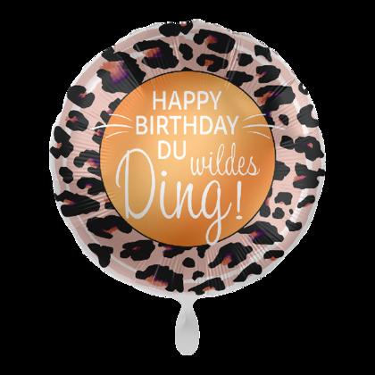 weitere Ballons zum Geburtstag ...
